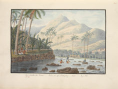 On Matavai River, Island of Otahytey (1792)