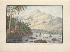 On Matavai River, Island of Otahytey (1792)