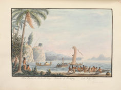 Tarra Heads, in Matavai bay (1792)