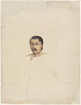 Otoo, actuel souverain de Otaheite (1802)