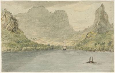 Baie de Cook (1802)