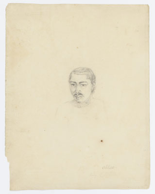 Ottoo, king of Otaheiti (1802)
