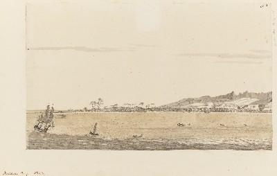 Baie de Matavai (1768-1775)