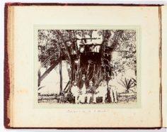 Le banian du cercle militaire (1887)