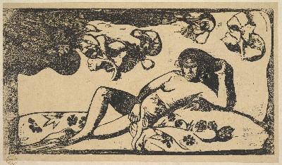 Te arii vahine opoi (1898)