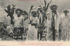 Huahine – Umuti (1895)