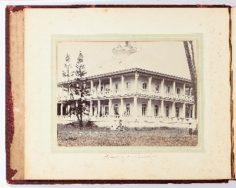 Le palais des Pomare (1887)