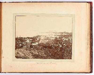 Panorama de Papeete (1887)
