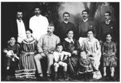 Famille Brander-Darsie