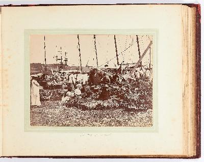 Un coin de quai (1887/1888)