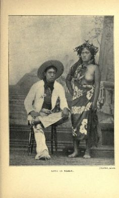 Love in Tahiti (1906)