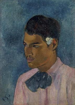 Jeune homme à la fleur (1891)