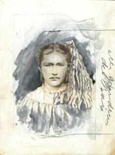 Portrait d'Ariinore Moetia
