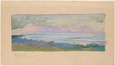 L'île de Moorea (1891)