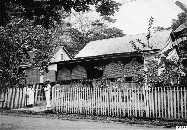 Maison d'habitation à Papeete (1922)