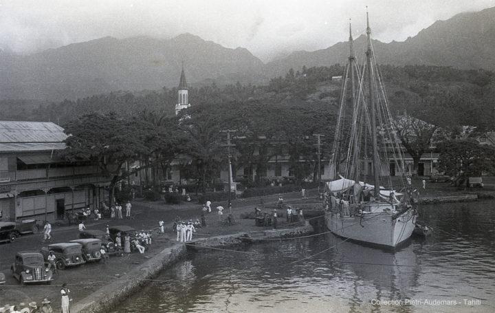 Quai de Papeete (1936)
