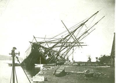 Gyda à Papeete (1888)