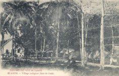 Village à Huahine