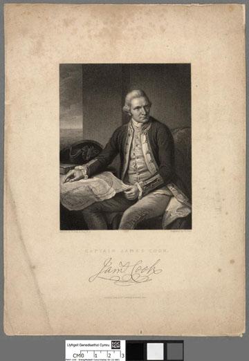Capitaine James Cook (1837)