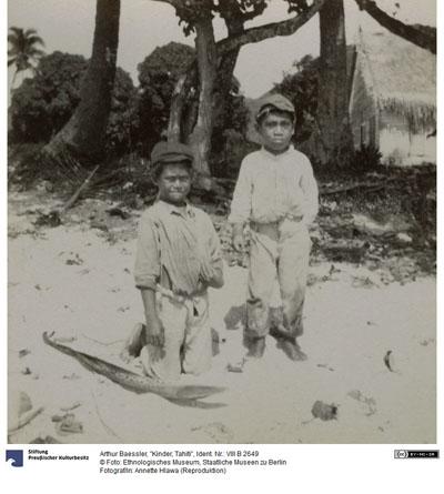Deux jeunes garçons (1905)