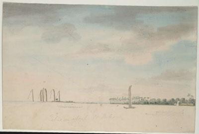 Pointe Vénus et Port Providence (1792)