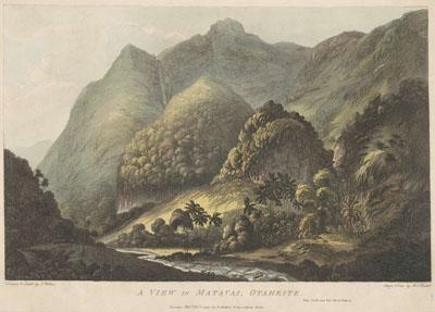 A view in Matavai