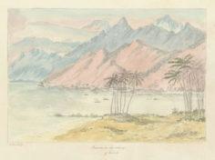 Papara, île de Tahiti
