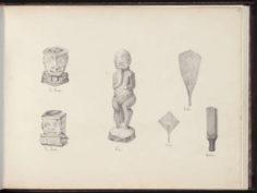 Marquises, idoles et tabu (1845)