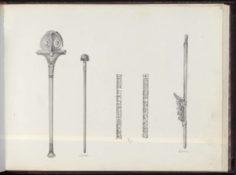 Armes de guerre et de cérémonie (1846)