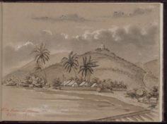 Etablissement de Faa'a et blockaus (1847)