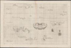 Carte des mers du sud (1617)