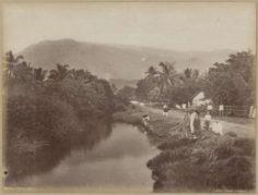 Vue de Tahiti (1890)