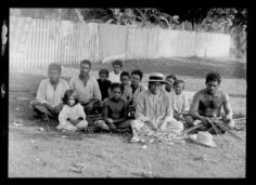 Famille tahitienne (1884)