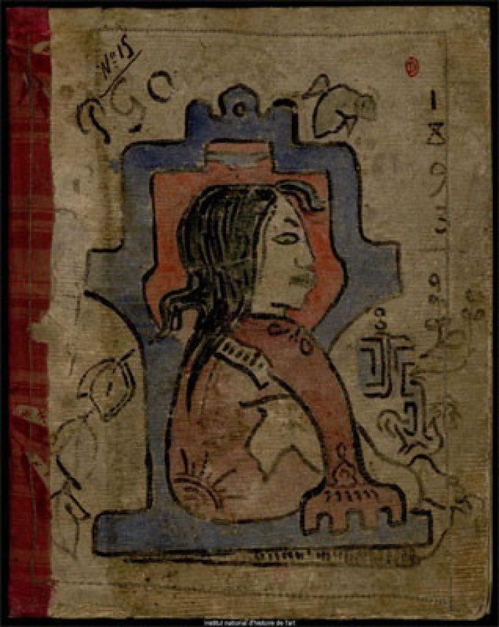 Cahier pour Aline de Paul Gauguin (1893)