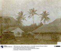 Tautira – Photographie de Arthur Baessler (1896-1898)
