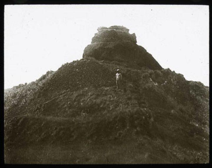 Fort Potaketake à Rapa iti (1921-1923)
