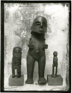 Trois Ti'i de Tahiti – British Museum (1930)