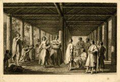 Danse des femmes de Raiatea ou de Tahiti (1773)