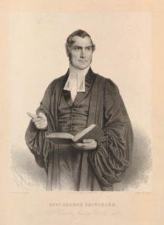 Rev.d George Pritchard (1845)