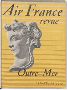 Air France Revue – Outre-Mer (1950)