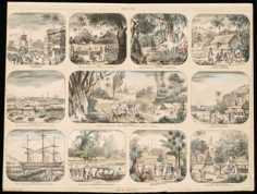 Océanie (1854)