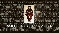 SEO Partie I – La naissance de la Société des études océaniennes