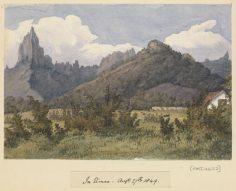 A Eimeo (Moorea) – Sir Edward Gennys Fanshawe – 27 août 1849