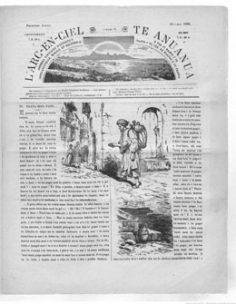 L'Arc-en-ciel : journal populaire d'éducation intellectuelle, morale et religieuse – N°9 – octobre 1886