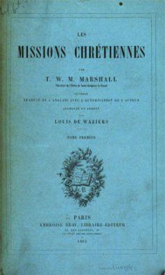 Les missions chrétiennes – Chapitre VI – Missions en Océanie (1865)