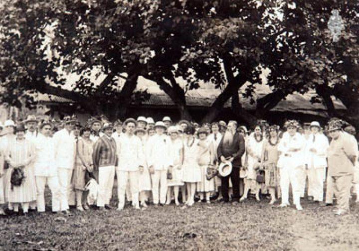 Membres de la Société des études océaniennes (1926)