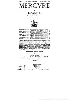 Tahiti et Gauguin – Paul Rugière (1921)