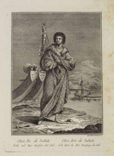 Otoo, Roi de Tahiti – Isle dans la mer Pacifique du Sud