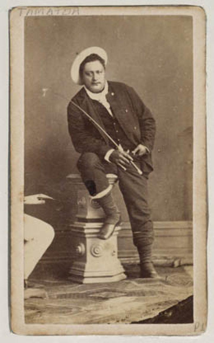 Prince royal Tamatoa par C.B. Hoare (1875-1880)