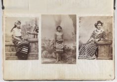 Portraits de Tahitiens – Reminiscences of Tahiti – Society Islands – during a six week's visit (1887)